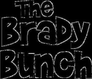 Details about The Brady Bunch logo vinyl decal sticker Florence Henderson  70\'s.