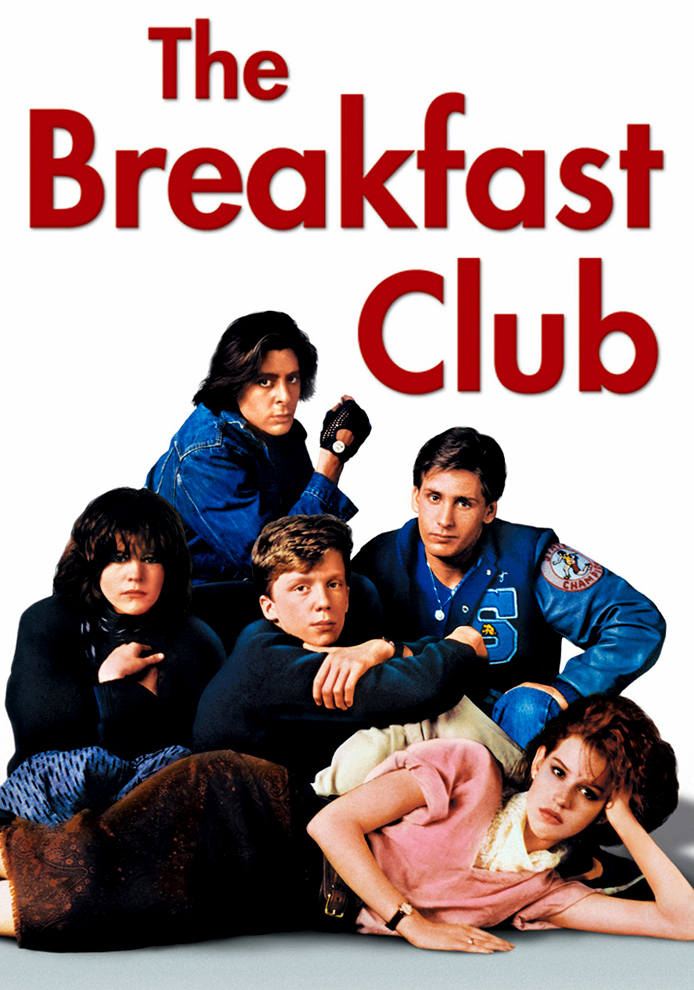"""The Breakfast Club"""" Movie Review."""