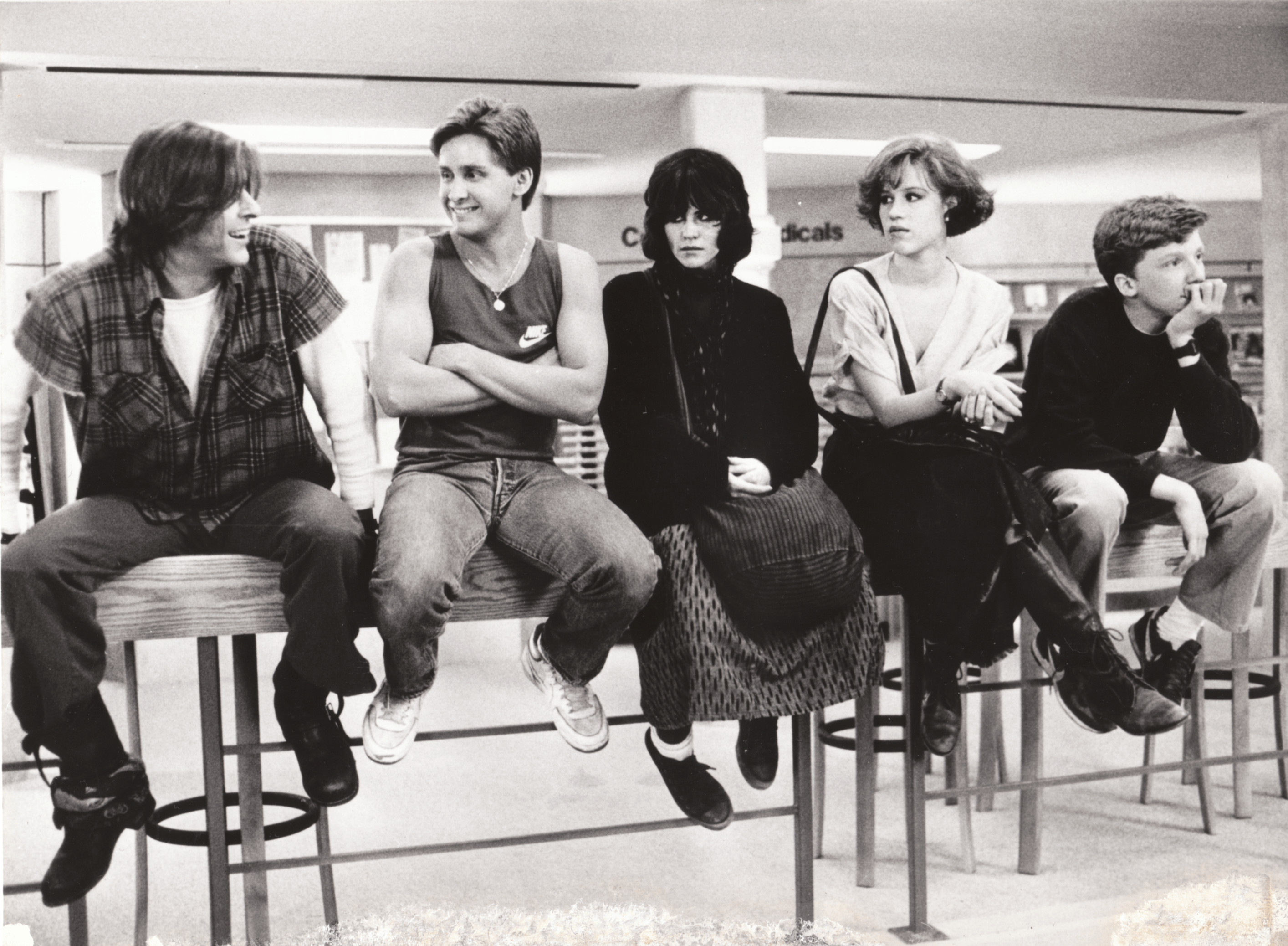 The Breakfast Club Wallpaper (63+ images).