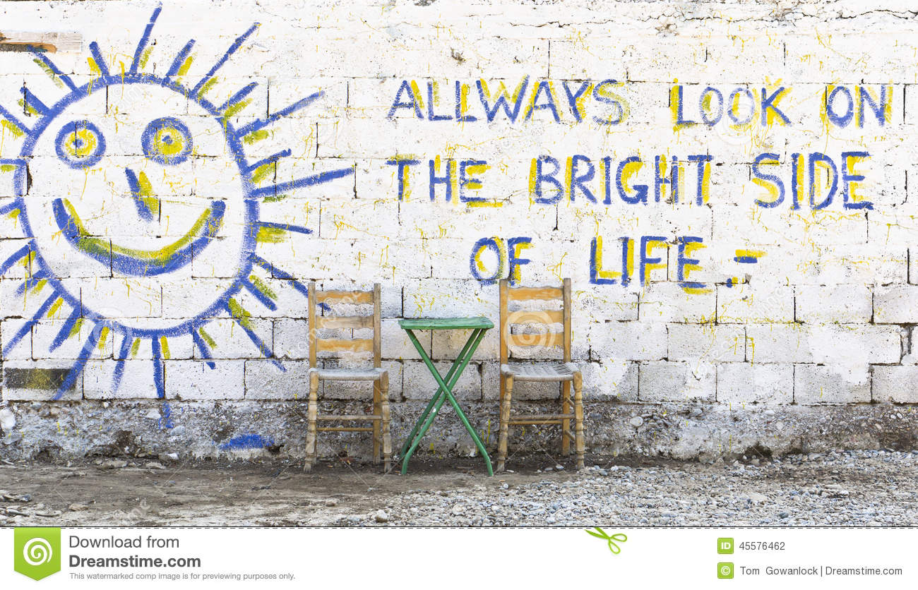 Always Look On the Bright Side of Life Clip Art.