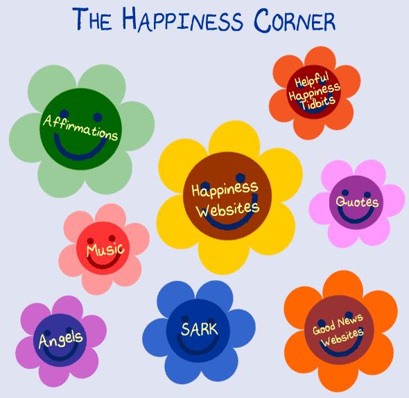 The Happiness Corner.
