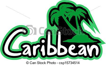 Caribbean Clipart.