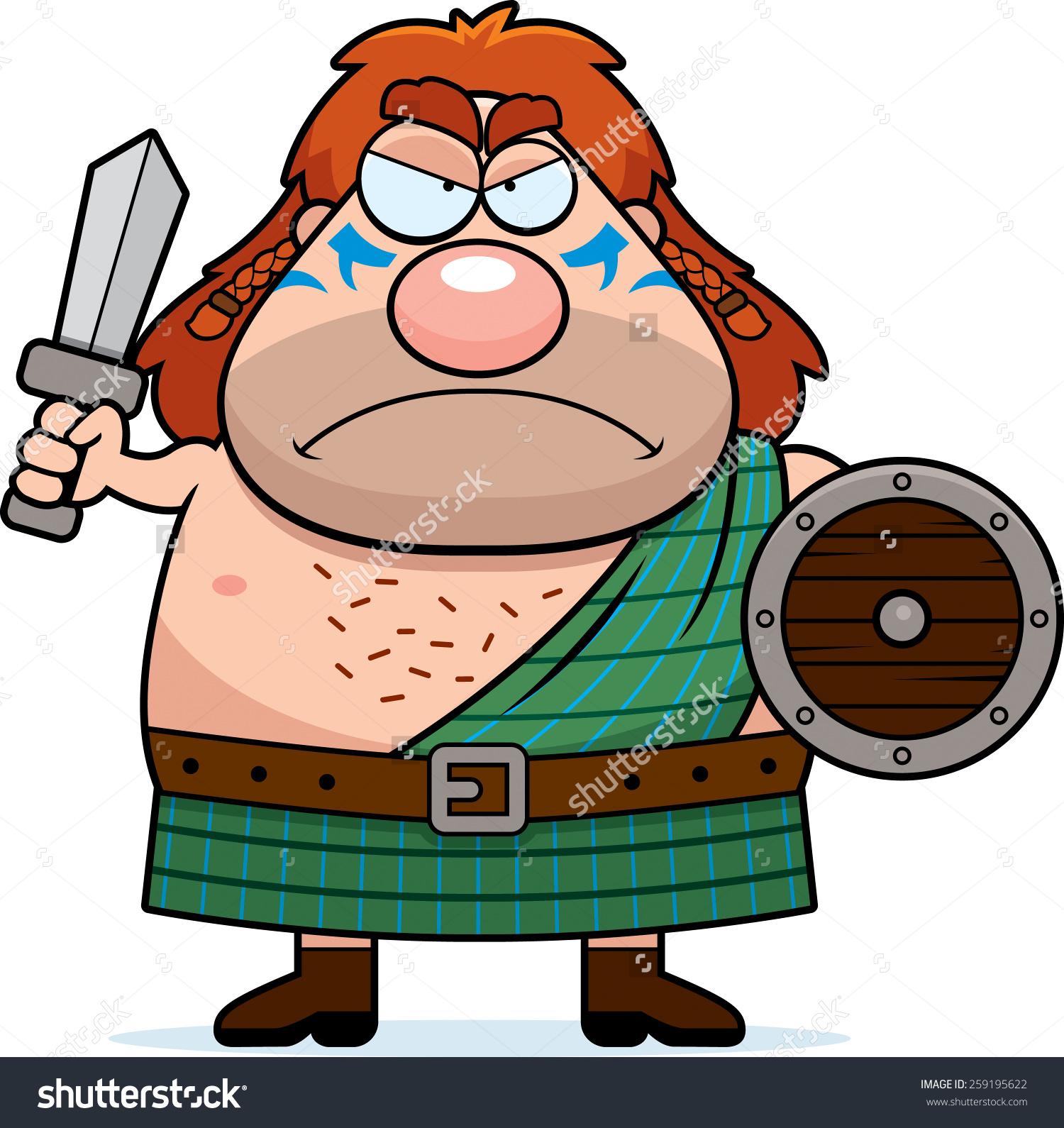 The celts clipart #19