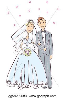 Wedding Ceremony Clipart.
