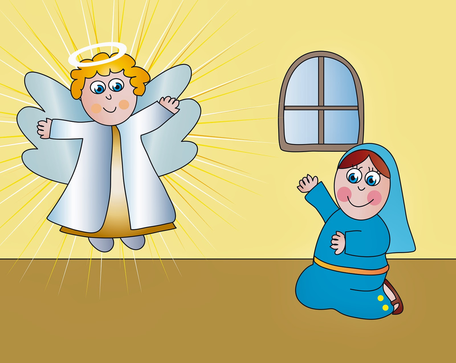 angel gabrial clipart.