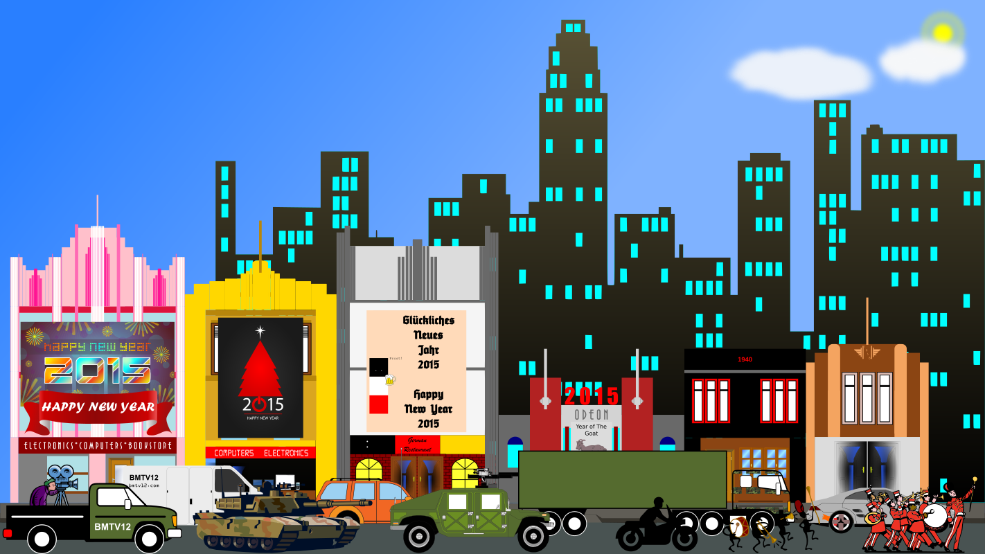 The city clipart - Clipground