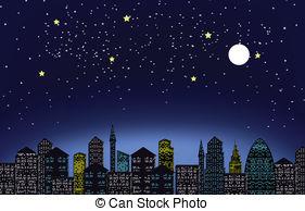 City light Vektor Clipart EPS Bilder 10348 City light Clip Art.