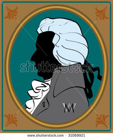 Wolfgang Amadeus Mozart Stock Images, Royalty.