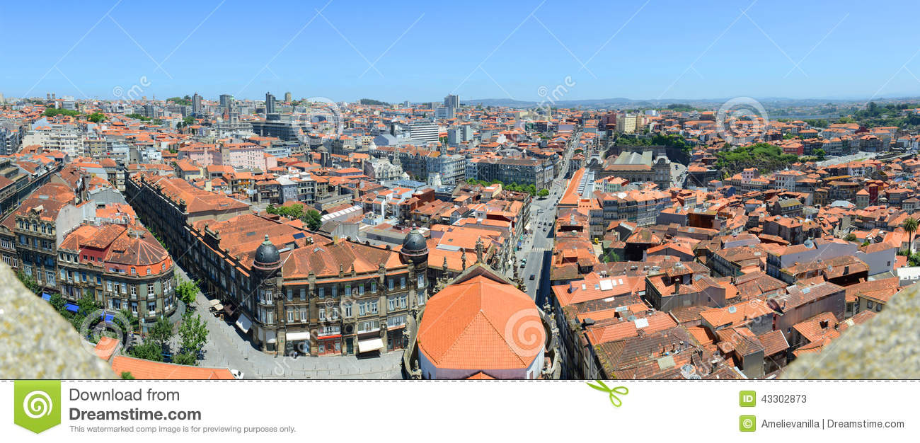 Porto City, Portugal Royalty Free Stock Images.