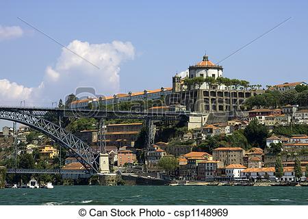Stock Photographs of Porto.