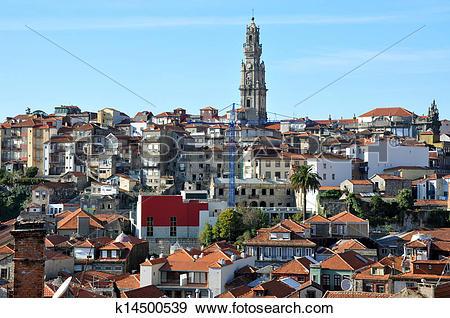 Stock Photograph of Porto City k14500539.