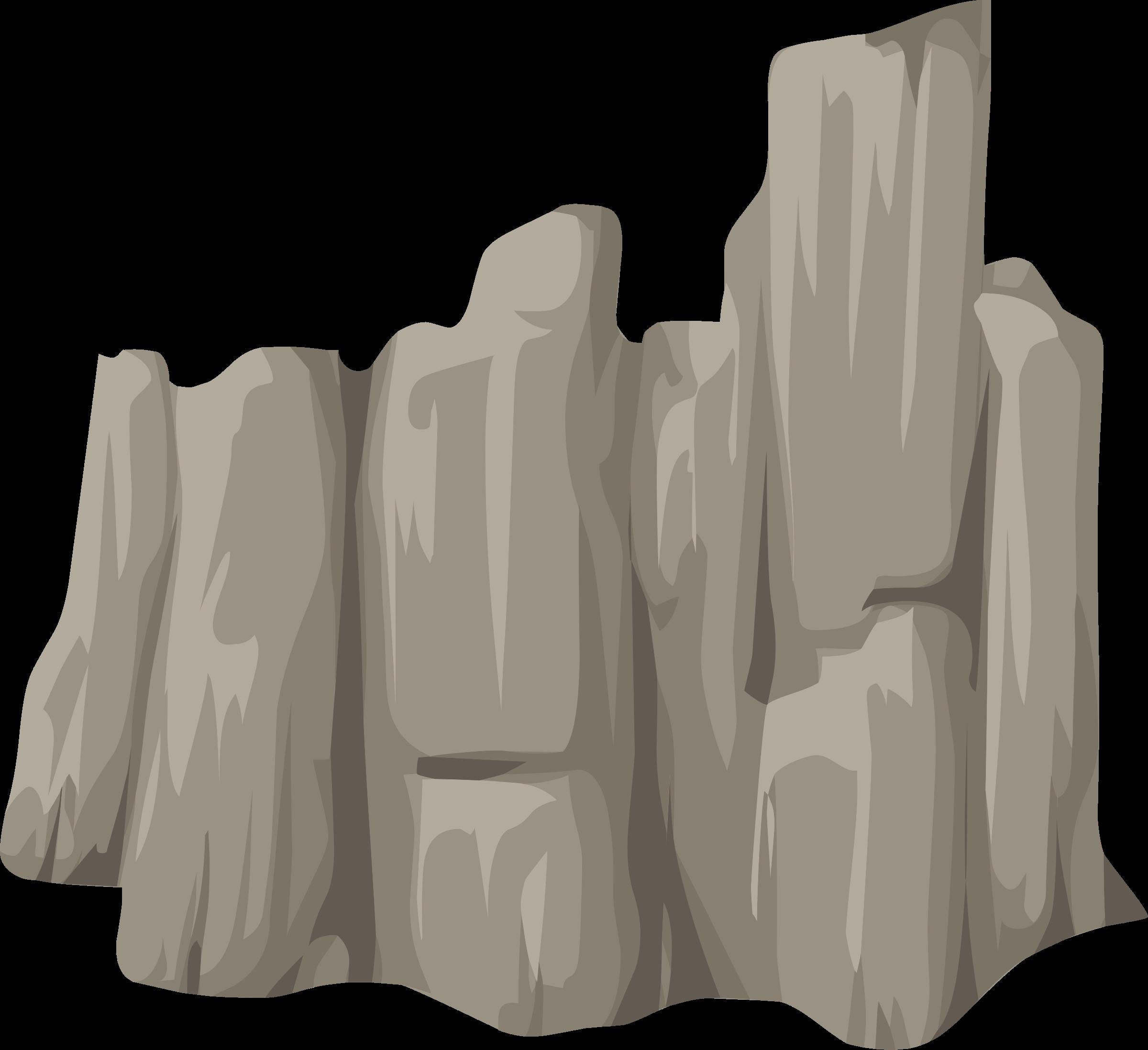 Cliffs clipart.