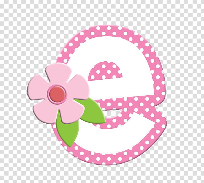 Letter Alphabet Pink M Color, Flowers Letters transparent.