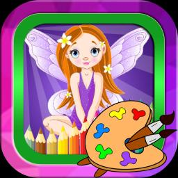 Princess fairy tail coloring winx club edition App Ranking.
