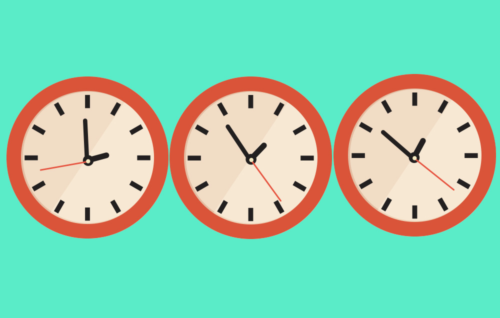 The clock of life clipart #18