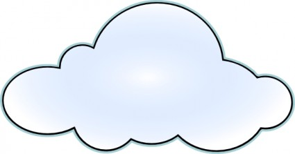 Clouds Clipart.