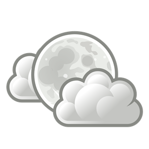tango weather few clouds night clipart, cliparts of tango weather.