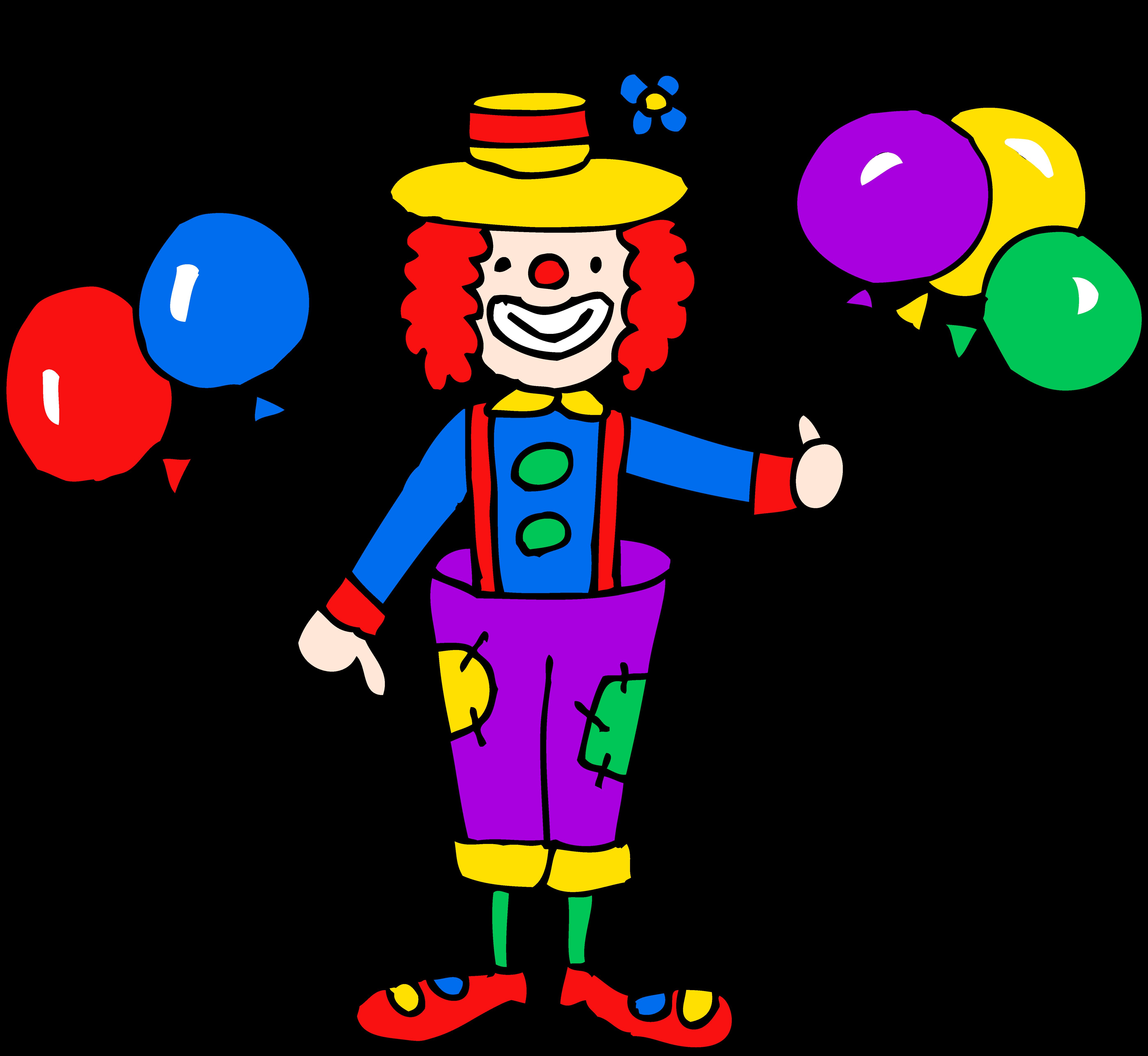 Clipart Clown.