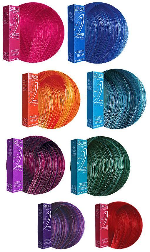 Ion color brilliance.