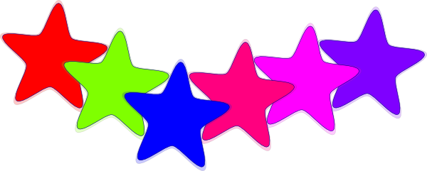 Images of colorful clipart.