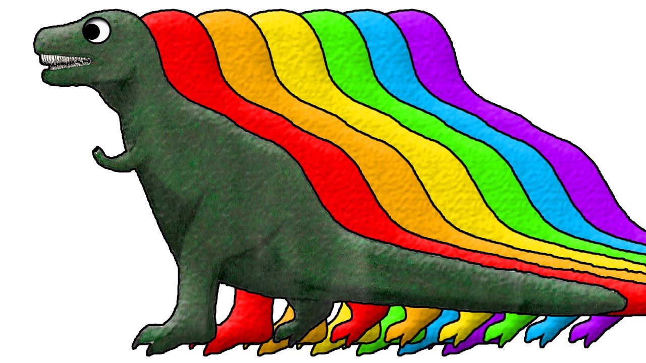 Dinosaur Song for Kids.
