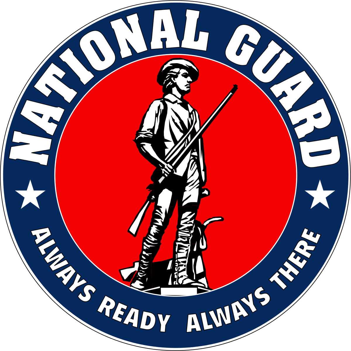 National Guard of the United States.