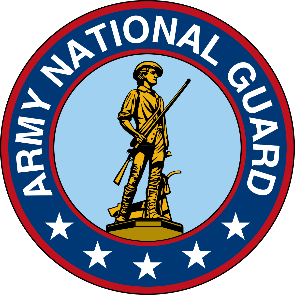 Ohio Army National Guard.