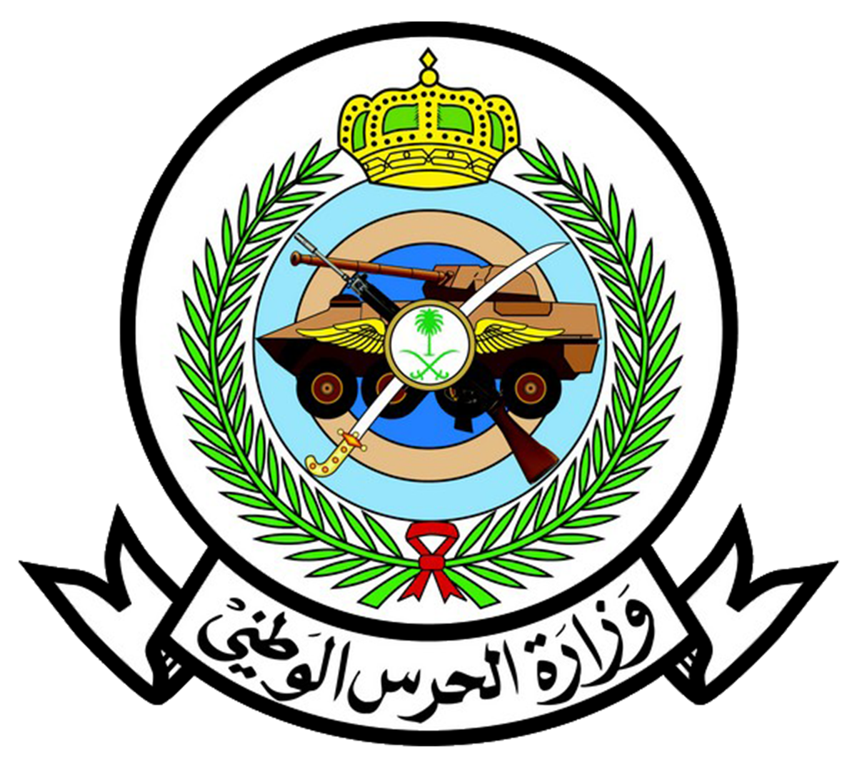 Saudi Arabian National Guard.