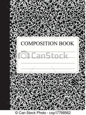 Composition book Vector Clip Art Royalty Free. 5,141 Composition.