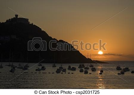 Stock Images of san sebastian.