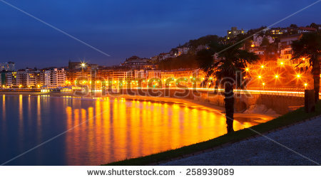 Donosti Stock Photos, Royalty.