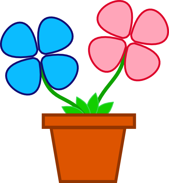 Picture Of Flower Pot.
