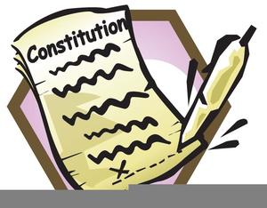 Us Constitution Clipart Pics.