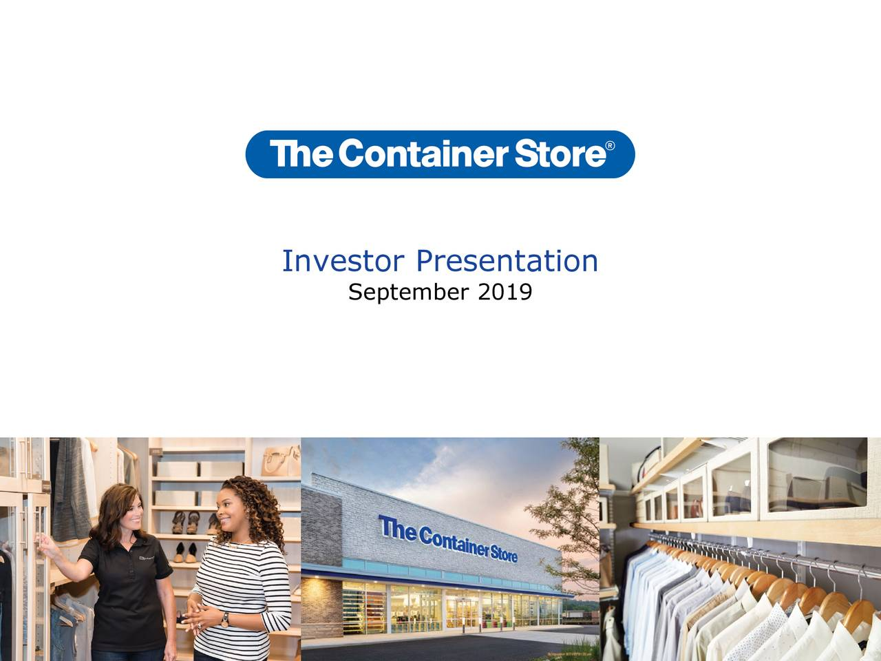 The Container Store Group (TCS) Presents At 17th Annual CL.