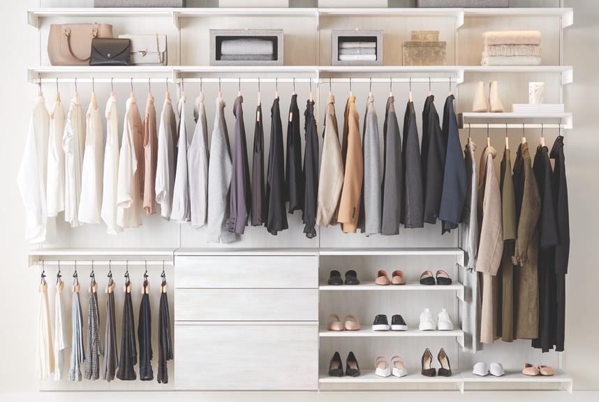 Introducing the Evolution of Custom Closets.