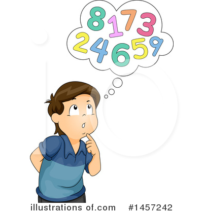 Counting Clipart #1186038.
