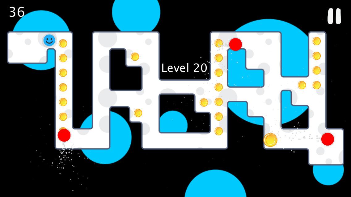 Crazy Maze.io.