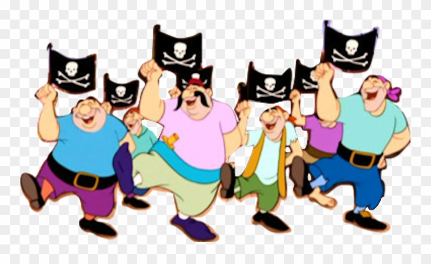 Captain Hook\'s Pirate Crew.