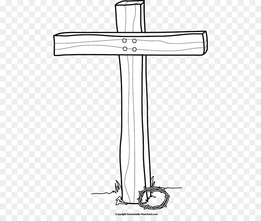 Jesus On The Cross Clipart 8.