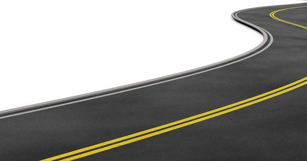 Curve Road Clipart Curve road clipart curved road.