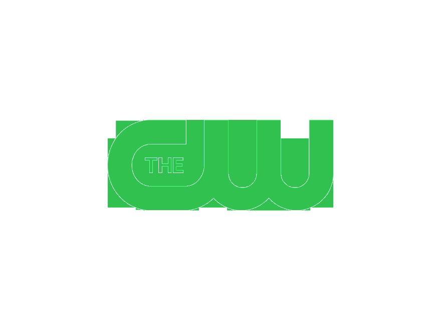 The CW logo.