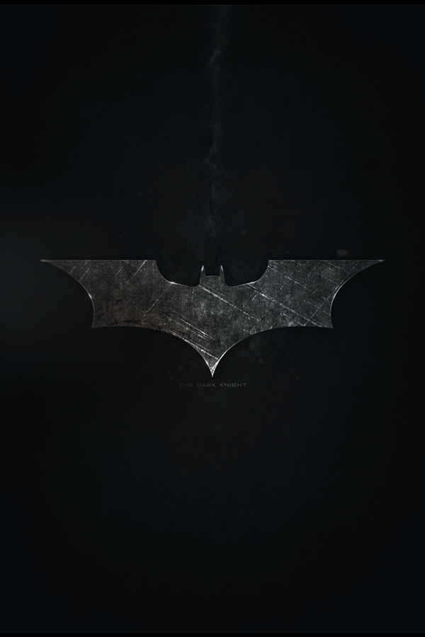 Batman: The dark knight Poster on Behance.