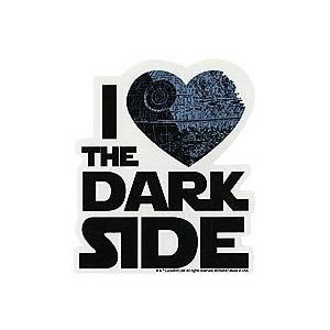 Star wars characters clipart darkside.
