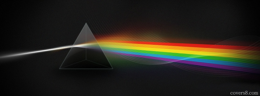 The dark side of the moon clipart.