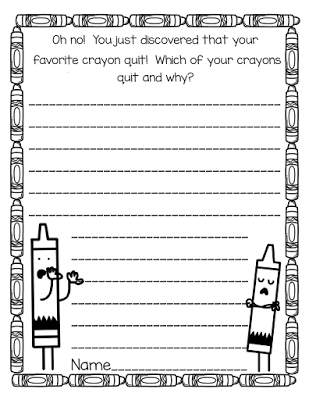the day the crayons clipart - Clipground