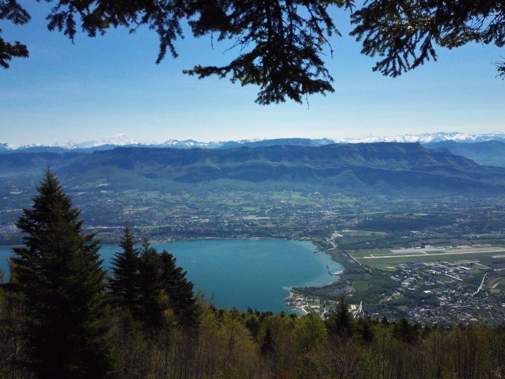 Weekend Wander: Dent du Chat — PERIPATETIC.