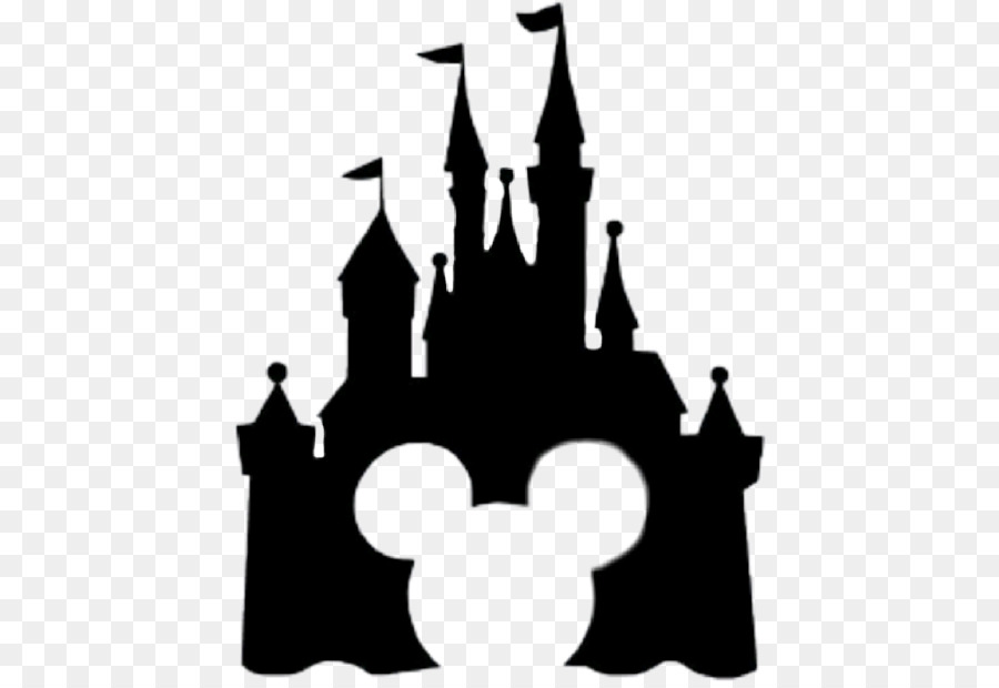 Free Disney Castle Silhouette Vector, Download Free Clip Art.