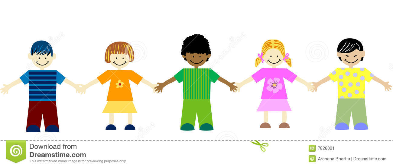 Unity In Diversity Clipart.