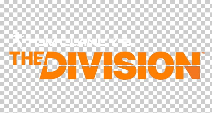 Tom Clancy\'s The Division 2 Logo Video Games Font PNG.