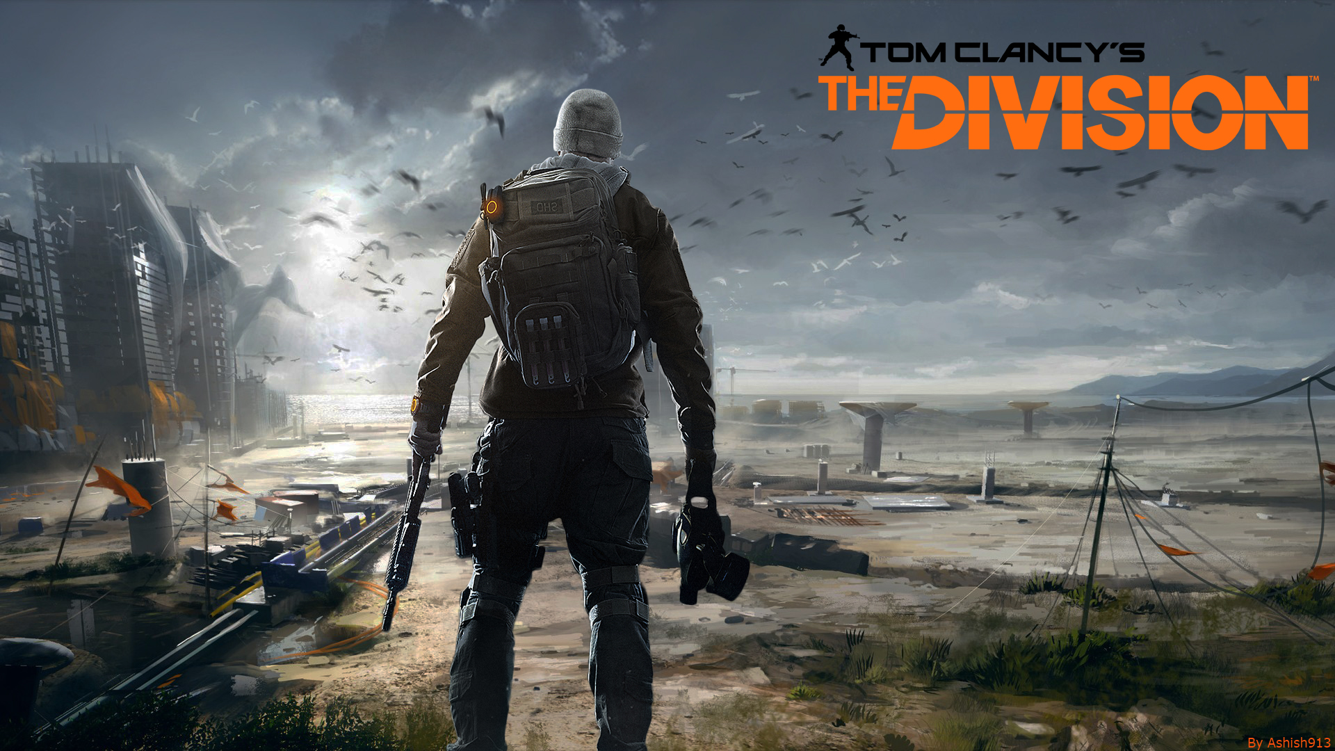 The Division Clipart 1920x1080.